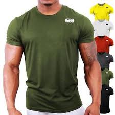 image is loading gymtier gym t shirt uk bodybuilding top gym