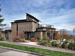 Futuristic Homes For Sale Thoroughly Modern Seattle Met