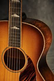 Handmade Nick Lucas Style Quilted Maple Acoustic Guitar by Leo ... & Custom Made Nick Lucas Style Quilted Maple Acoustic Guitar Adamdwight.com