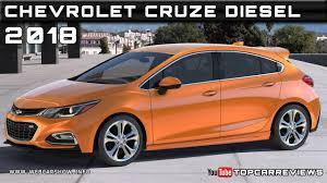 2018 chevrolet diesel. perfect chevrolet 2018 chevrolet cruze diesel review rendered price specs release date to chevrolet diesel