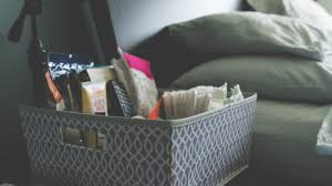 Image result for postpartum snack basket