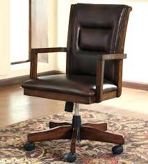 wooden swivel desk chair wooden desk chair parts