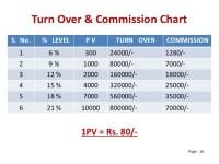 Amway Income Chart Advocare Compensation Plan Exposed