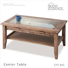little center table width 90 cn french fashion natural wood display glass terrace w coffee table living room table cafe frame design storage furniture wood