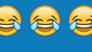 Image result for tears of joy emoji