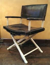 perky director chair textilene aluminium lightweight camping sea