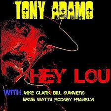 Hey Lou (feat. Mike Clark, Rodney Franklin, Bill Summers & Ernie Watts) by  Tony Adamo on Amazon Music - Amazon.com