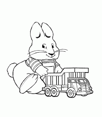 Max Ruby Coloring Pages Max And Ruby Pinterest Max And Ruby