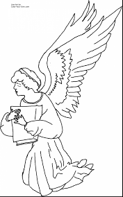Small Picture Brilliant angel coloring pages with angel coloring pages