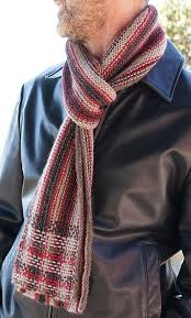Striped Scarf Knitting Pattern Magnificent Inspiration Ideas