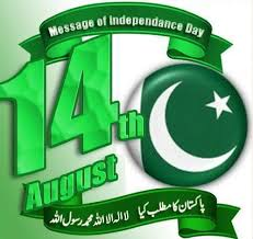 Pakistan Independence Day messages, greetings, quotes & wishes ... via Relatably.com