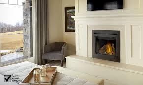 napoleon gx36 fireplace room set