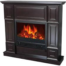 electric fireplace logs home depot corner tv stand canada