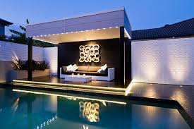 landscaping ideas with 3d wall panels create a resort in your backyard