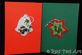 Christmas Card Ideas For Kids  Pictures ReferenceChristmas Card Craft For Children