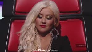 christina aguilera 39 s style the voice season 2 blind auditions round 1 christina aguilera inspired makeup