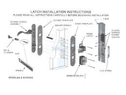 door handle for wonderful installing larson storm door handles and larson storm door handles installation