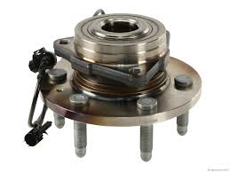 Chevrolet Tahoe Wheel Bearing and Hub Assembly Replacement ...