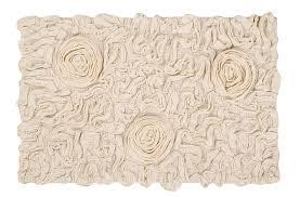 2018 new style bell flower bath rug