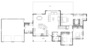 ranch open floor plans ranch house plans with open floor plan pleasant design 8 ranch house