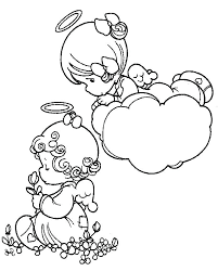 Precious Moment Coloring Pages Precious Moment Coloring Pages Easy