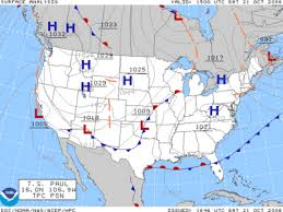 Surface Analysis Chart Symbols Surface Weather Analysis Wikipedia