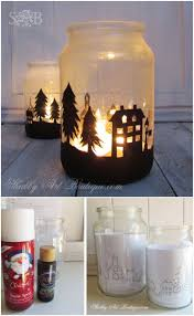 Decorating Jam Jars For Candles 100 Magnificent Mason Jar Christmas Decorations You Can Make 81
