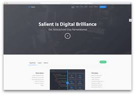 Company Portfolio Template 24 Best WordPress Corporate Business Themes Of 24 Colorlib 24