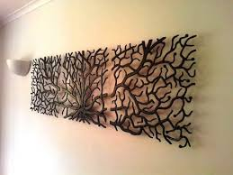 interior architecture impressing metal wall art in com statements2000 silver abstract metallic metal wall