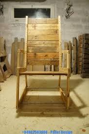 most elegant diy pallet chairs