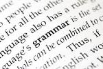 grammatically
