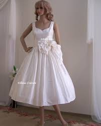 etsy tea length wedding dress. picture mad men wedding dresses, 1950s etsy tea length dress a