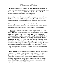 paragraph essay th grade writing prompts