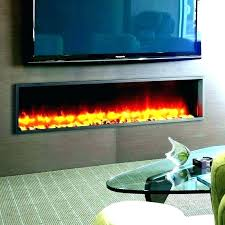 electric fireplace insert spectrafire 39 in traditional