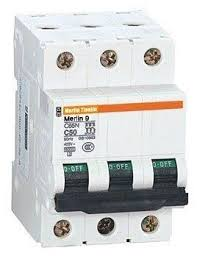can i use the three phase circuit breaker in a single phase power the you would have three single pole breakers at least that s the way two pole breakers are made i actually have not handled a three pole breaker