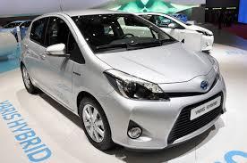 Prius C vs Yaris Hybrid (67 mpg eur) | PriusChat