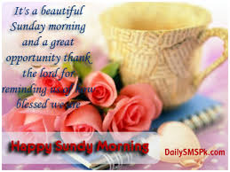 Blessed Morning Quotes Classy Sunday Prayer Quotes 48 Blessed Sunday Morning Quotes And Sayings
