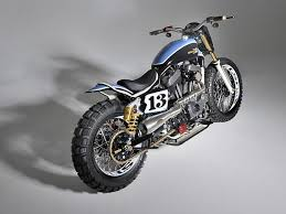 harley davidson sportster custom way2speed