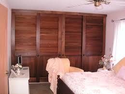 Louvered Bedroom Furniture Custom Sized Sliding Closet Doors 21 2 Fixed Plantation