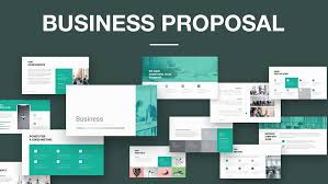 Business Proposal Powerpoint 10 Pitch Deck Powerpoint Template Trends In 2019
