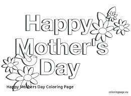 Print A Mother S Day Card Online Mothers Day Greeting Card Of Big Flower Coloring Pages For Adults