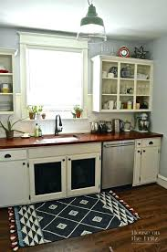 area rugs for kitchen gray kitchen rugs kitchen rugs black white and red geometric flat weave area rugs for kitchen