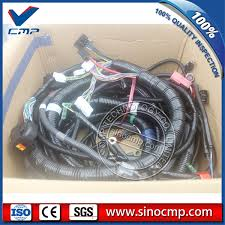 sh210 5 sh240 5 excavator external wiring harness krr12930 for sumitomo wire harness sh210 5 sh240 5 excavator external wiring harness krr12930 for sumitomo in a c compressor & clutch from automobiles & motorcycles on aliexpress com