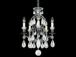image of battery operated led chandelier