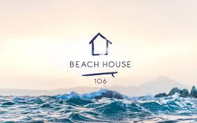 Beach House Logo Design 106 Beach House Elisabettagiordana Com