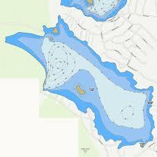 Sunset Lake Fishing Map Us_nh_00870288 Nautical Charts App