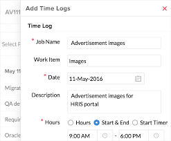 timesheet hours time tracker zoho people timesheet