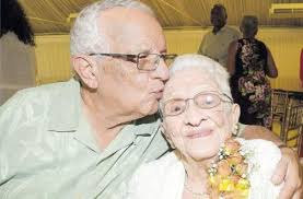 Myrtle Henry cites longevity as God's doing