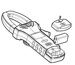 Инструкция по эксплуатации <b>токовые клещи</b> модель <b>MS2109A</b>