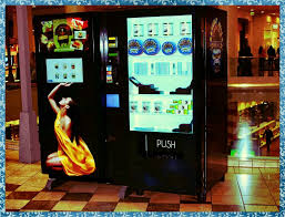 Vending Machine Help Magnificent In A Hurry To Get Some Caviar This Vending Machine Can Help ZDNet